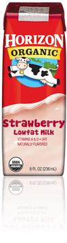 Horizon Lowfat Strawberry Milk