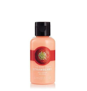 THE BODY SHOP® Strawberry Softening Puree Body Lotion