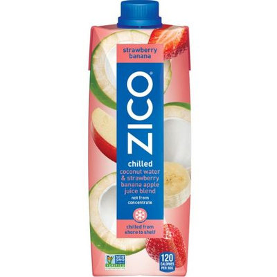 ZICO® Chilled Strawberry Banana Juice Blend