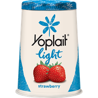 Yoplait® Light Strawberry Fat Free Yogurt