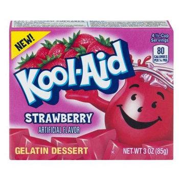 Kool-Aid Gelatin Dessert Strawberry