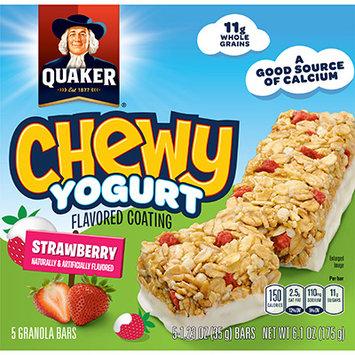 Quaker Life® Chewy Yogurt Strawberry Granola Bar