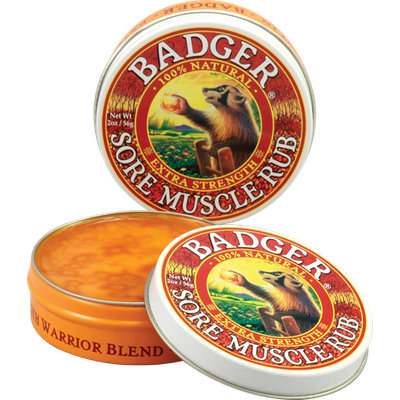 Badger Balm Organic Sore Muscle Rub - Extra Strength