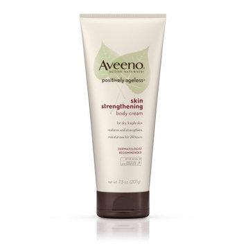 Aveeno® Active Naturals Positively Ageless Skin Strengthening Body Cream