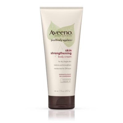 Aveeno® Active Naturals Positively Ageless Skin Strengthening Body Cream