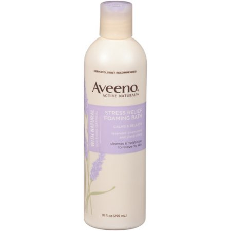 Aveeno® Active Naturals Stress Relief Foaming Bath
