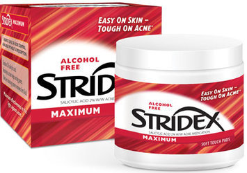 Stridex Maximum Pads