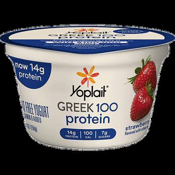 Yoplait® Greek 100 Protein Strawberry Yogurt