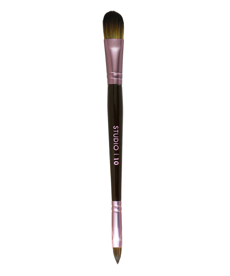 Double Ended Concealer Brush by Studio 10