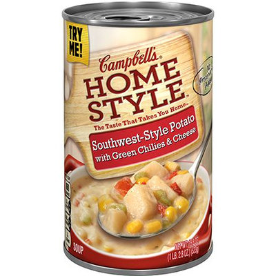 Campbell's® Homestyle Southwest-style Potato with Green Chilies & Cheese