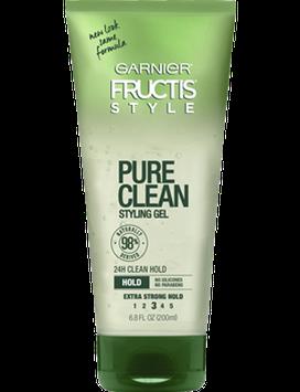 Garnier Fructis Pure Clean Styling Gel