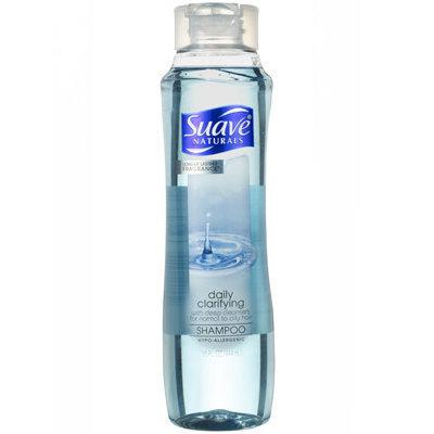 Suave Naturals Shampoo Daily Clarifying