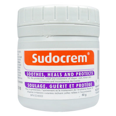 Sudocrem Diaper Rash Cream 60g
