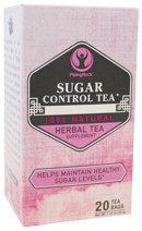 Piping Rock Sugar Control Herb Tea 20 Bags
