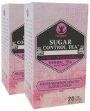 Piping Rock Sugar Control Herb Tea w/ Mulberry Leaf 2 Boxes x 20 Tea Bags