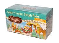 Celestial Seasonings® Sugar Cookie Sleigh Ride Holiday Herbal Tea
