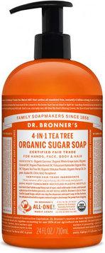 Dr. Bonner's 4-in-1 Tea Tree Organic Sugar Soap