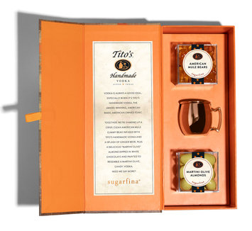 sugarfina Tito's Vodka Is Always A Good Idea Candy Bento Box (Non Alc.)