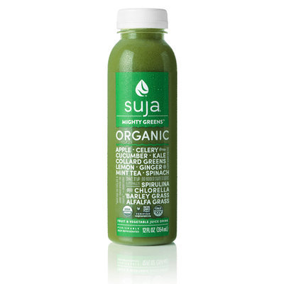Suja® Organic Mighty Greens™ Fruit & Vegetable Juice