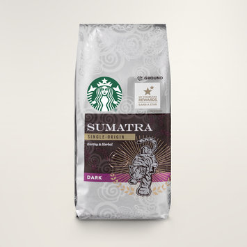 STARBUCKS® Sumatra Earthy & Herbal Ground