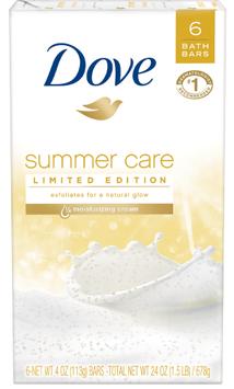 Dove Summer Care Beauty Bar