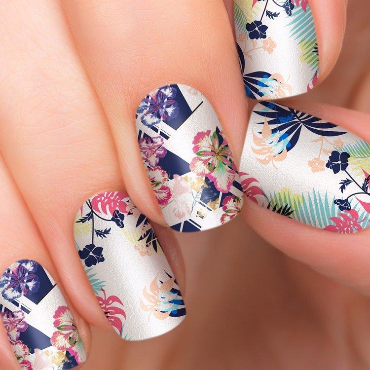 Incoco.com Incoco Nail Polish Strips, Summer Night