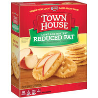Keebler Town House Light Buttery Reduced Fat Crackers