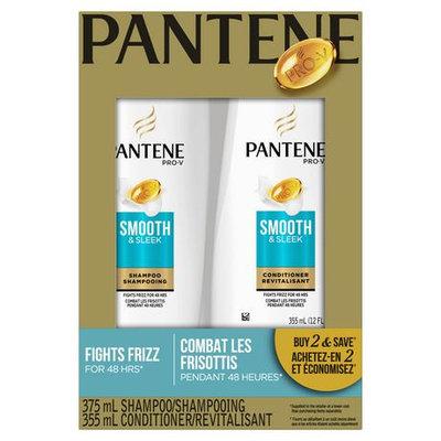 Pantene Pro-V Sleep & Smooth Shampoo & Conditioner
