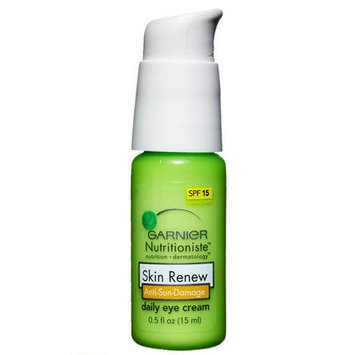 Garnier Nutritioniste Skin Renew Anti-Sun-Damage Daily Eye Cream