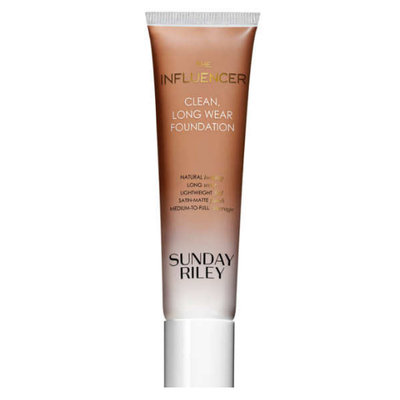 Sunday Riley The Influencer Clean Long Wear Foundation