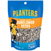Planters Roasted & Salted Sunflower Seeds Bag