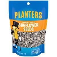 Planters Roasted & Salted Sunflower Seeds Bag