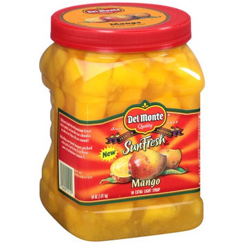 Del Monte® SunFresh® Mango Chunks in Extra Light Syrup