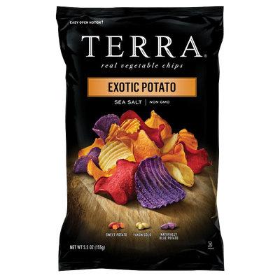Terra Chips Exotic Potato  Sea Salt Vegetable Chips