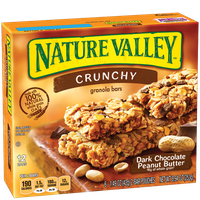 Nature Valley™ Crunchy Granola Bars Dark Chocolate Peanut Butter