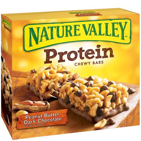 Nature Valley™ Protein Bar Peanut Butter Dark Chocolate