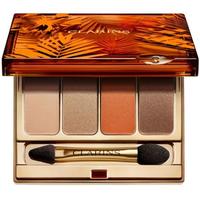 Clarins Eye Color Quartet & Liner Palette Sunkissed Summer Collection
