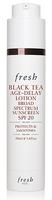 fresh Black Tea Age-Delay Lotion Sunscreen SPF 20