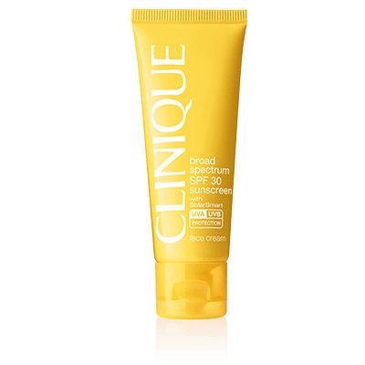 Clinique Body Cream SPF 30 with Solar Smart