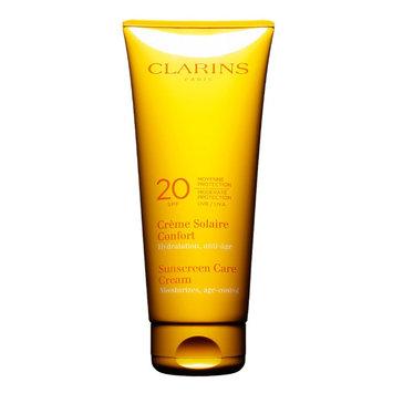 Clarins SPF 20 Sunscreen Care Cream