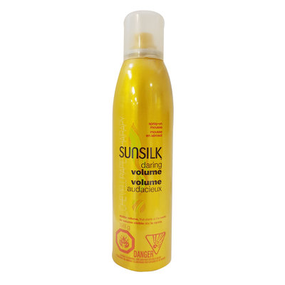 Sunsilk Daring Volume Spray-On Mousse