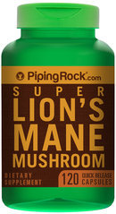 Mushroom Wisdom Super Lion's Mane 120