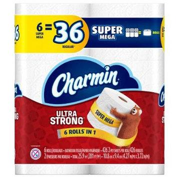 Charmin® Ultra Strong™ Super Mega Roll