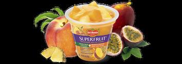Del Monte® SuperFruit  Mixed Fruit Chunks in Mango & Passion Fruit Juice Blend