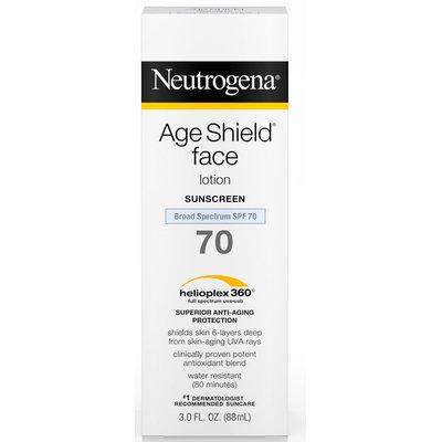 Neutrogena® Age Shield® Anti-Oxidant Face Lotion Sunscreen Broad Spectrum SPF 70