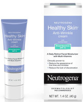 Neutrogena® Healthy Skin Anti-wrinkle Cream With Sunscreen Broad Spectrum Spf 15