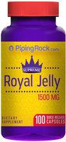 Piping Rock Royal Jelly 1500mg 100 Capsules