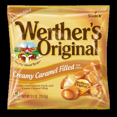 Werther's Original Creamy Caramel Filled