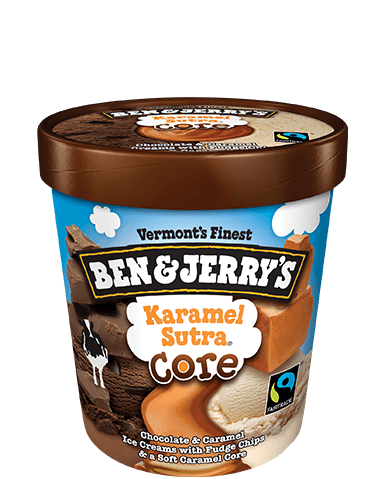 Ben & Jerry's® Karamel Sutra Core Ice Cream