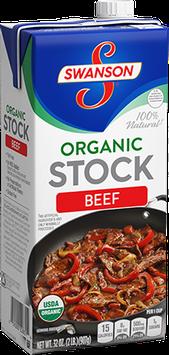 Campbell's Swanson® Organic Beef Stock